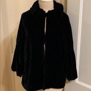 CAbi Velvet evening blazer